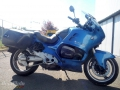 moto accidentee BMW R1100 RT