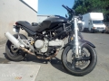 moto accidentee DUCATI MONSTER 620 IE
