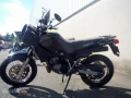 moto accidentee YAMAHA TDR 125