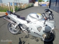 moto accidentee HONDA VFR800