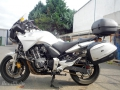 moto accidentee HONDA CBF600 N