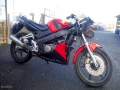 moto accidentee HONDA CBR125