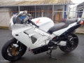 moto accidentee HONDA VFR800 VTEC (DEPUIS 02)