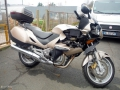 moto accidentee HONDA DEAUVILLE NT650V