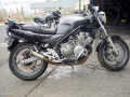 moto accidentee YAMAHA DIVERSION XJ600S