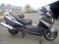 moto accidentee SUZUKI BURGMAN AN650