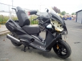 moto accidentee PEUGEOT SATELIS 125