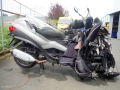 moto accidentee PIAGGIO MP3 300