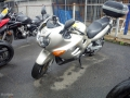 moto accidentee SUZUKI GSXF 750
