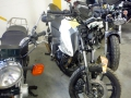 moto accidentee KYMCO CK1