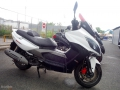 moto accidentee KYMCO XCYTING 500