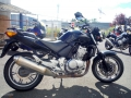 moto accidentee HONDA CB500 F