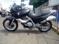 moto accidentee BMW F650 CS