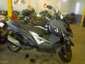 moto accidentee KYMCO XCYTING 400