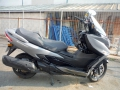 moto accidentee SUZUKI BURGMAN AN400