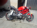 moto accidentee DUCATI MONSTER 696