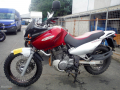 moto accidentee SUZUKI FREEWIND XF650