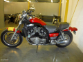moto accidentee YAMAHA VMAX VMX12