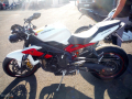 moto accidentee TRIUMPH STREET TRIPLE 675