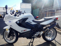 moto accidentee BMW F800 GT