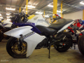 moto accidentee HONDA CBR600 F
