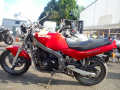moto accidentee SUZUKI GS 500