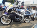 moto accidentee SUZUKI RG 125
