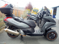 moto accidentee PEUGEOT METROPOLIS 400