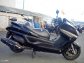 moto accidentee YAMAHA MAJESTY YP400