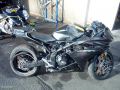 moto accidentee HONDA CBR500 R