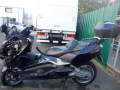 moto accidentee BMW C650 GT