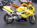 moto accidentee HONDA VTR 1000