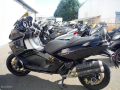 moto accidentee GILERA GP 800