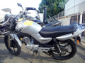 moto accidentee YAMAHA YBR 125