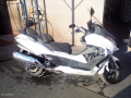 moto accidentee HONDA SILVERWING FJS400
