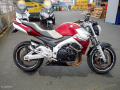 moto accidentee SUZUKI GSR 600