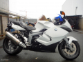 moto accidentee BMW K1300 S