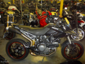 moto accidentee DUCATI HYPERMOTARD 796