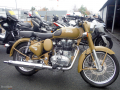 moto accidentee ROYAL ENFIELD BULLET 500