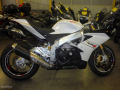 moto accidentee APRILIA RSV4