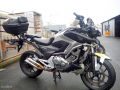 moto accidentee HONDA NC700X