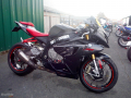 moto accidentee BMW S1000 RR