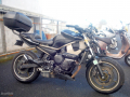 moto accidentee YAMAHA XJ 600 51J/3KM