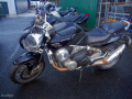 moto accidentee APRILIA MANA 850