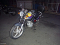 moto accidentee KYMCO PULSAR 125