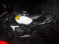 moto accidentee SUZUKI SV 650N