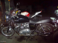 moto accidentee TRIUMPH BONNEVILLE 865 SE