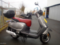 moto accidentee KYMCO LIKE 50