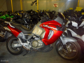 moto accidentee HONDA VARADERO XL1000V