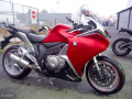 moto accidentee HONDA VFR1200